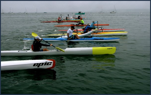 2009 New England Surfski Championships – by Eric McNett