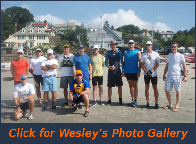 2009 Nahant Bay Race – by Wesley Echols
