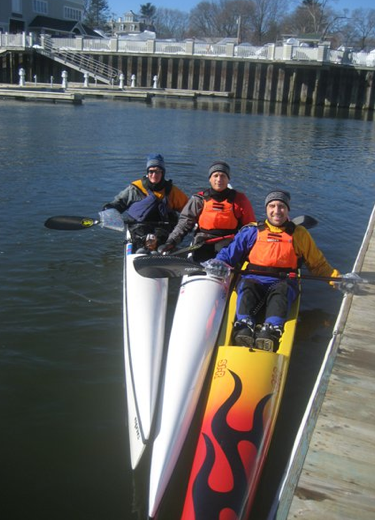 Cold Weather Paddling: The Four Essentials - by Mark Ceconi