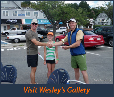 The 2010 Nahant Bay Race – by Wesley Echols