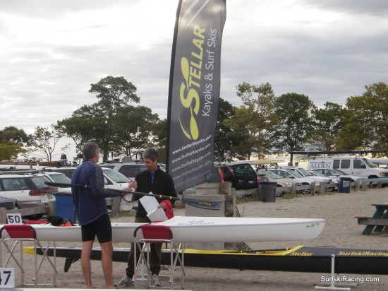 East Coast Surfski Championship-Jamestown Counter Revolution