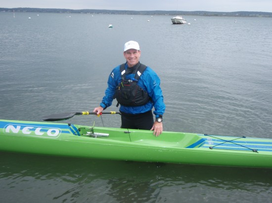 Nelo Vintage Review by Wesley Echols   SurfSkiRacing com