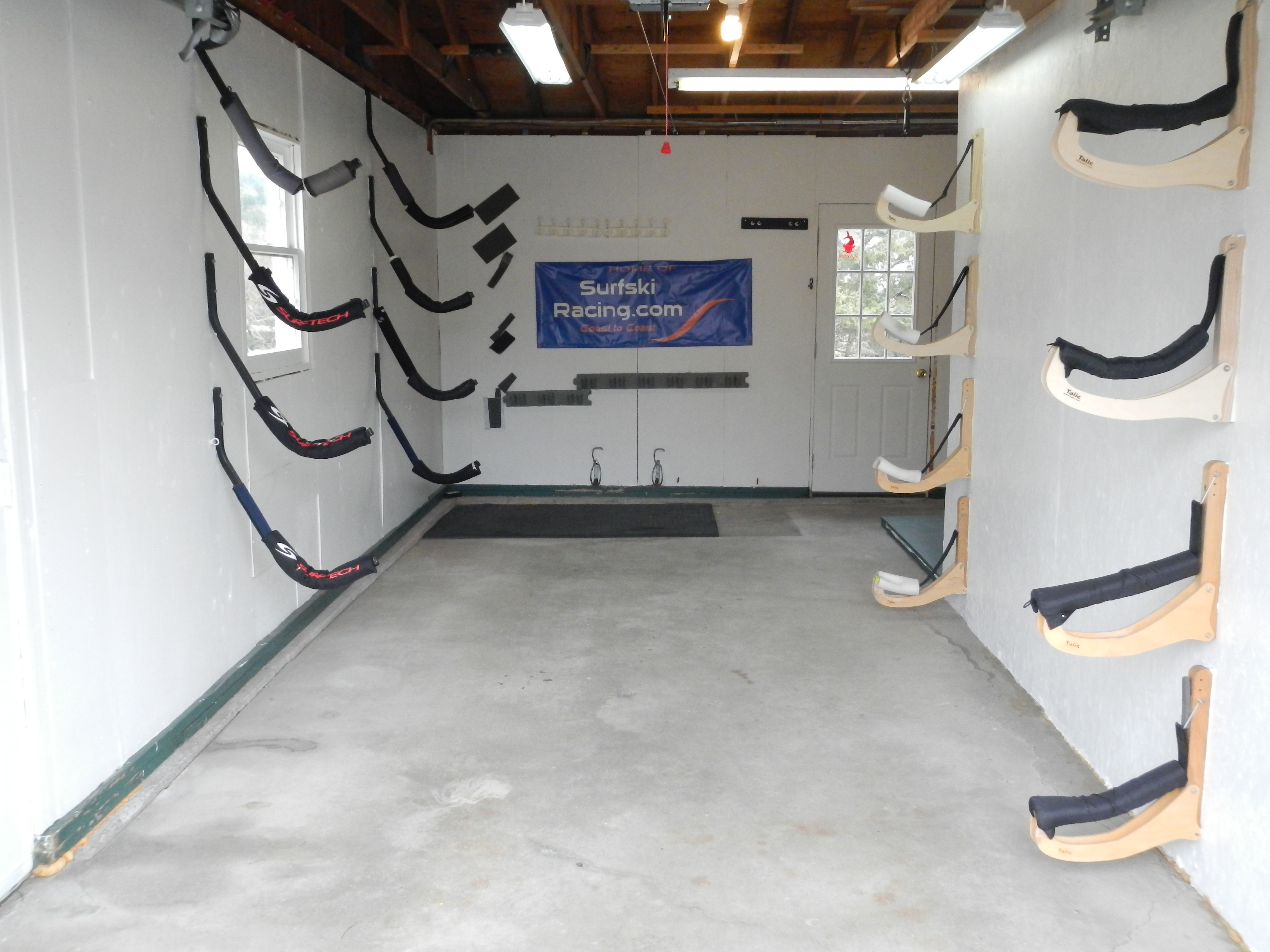 Design Garage Paint showroom garage gets new paint job surfskiracing com fresh with talic cradles on the right